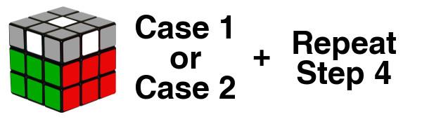 rubiks cube - step4-c3