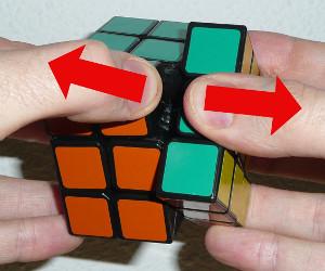 Unsolvable Rubik's Cube