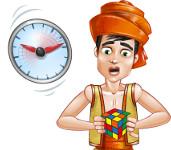 Records del cub de Rubik