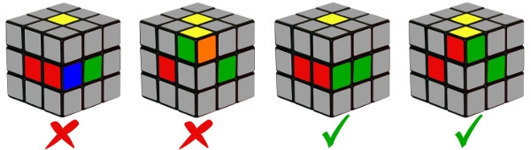 Rubik Küp - Adım0-2