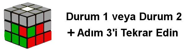 Rubik Küp - Adım3-c3