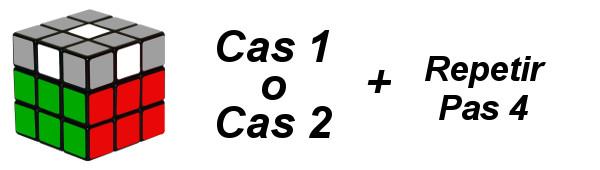 cub de rubik - pas 4-c3