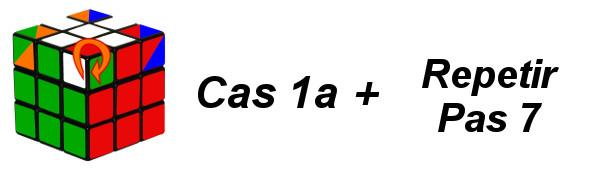 cub de rubik - pas 7-c4