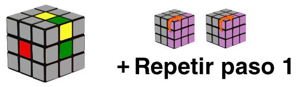 cubo de rubik - paso1-c4