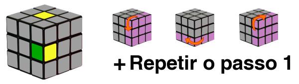cubo mágico - passo1-c3