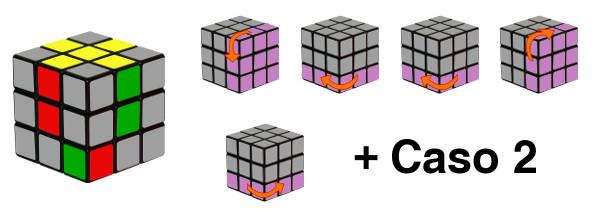 cubo mágico - passo2-c3