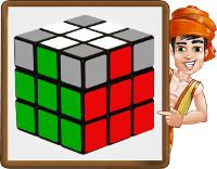 cubo rubik - paso5 - obj