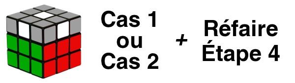 rubiks cube - etape 4-c3