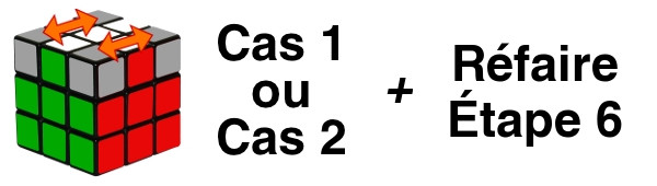 rubiks cube - etape 6-c3