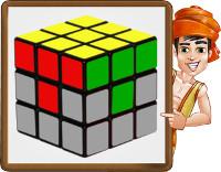 rubiks cube - step2 - obj