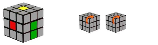 rubiks kube - trinn1-c1