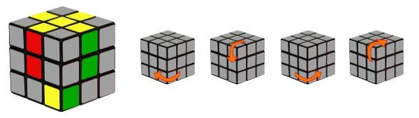 rubiks kube - trinn2-c1