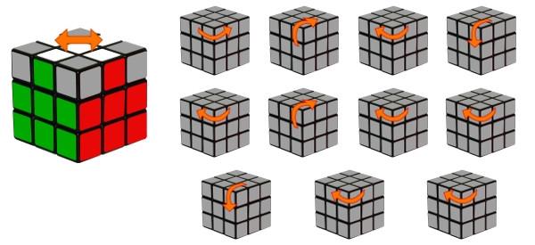 rubiks kube - trinn5-c1