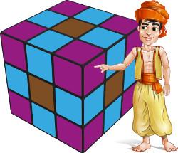 Soluzione al cubo di Rubik
